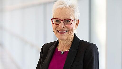 Leslie J. Berg, PhD, new chair of the Department of Immunology and Microbiology at the CU School of Medicine