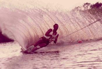 Ashton Villars Water Skiing