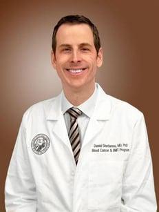 Daniel Sherbenou, MD, PhD