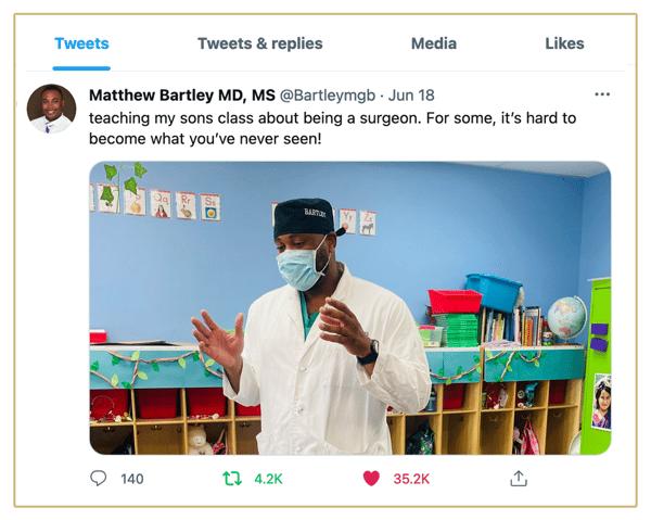 Bartley Tweet