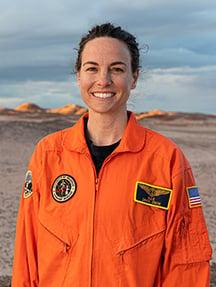Allie Anderson, larger portrait