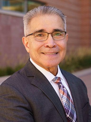 Nursing Dean Elias Provencio-Vasquez