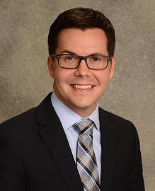 Cullen Dutmer, MD, an assistant professor of pediatrics specializing in allergy and immunology at the University of Colorado School of Medicine and Children's Hospital Colorado