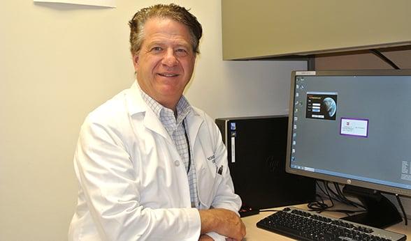 Dr. Rick Johnson of CU Anschutz