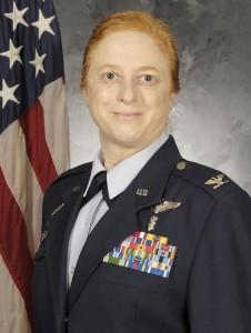 Col (Ret) Mona Pearl, assistant professor at CU College of Nursing