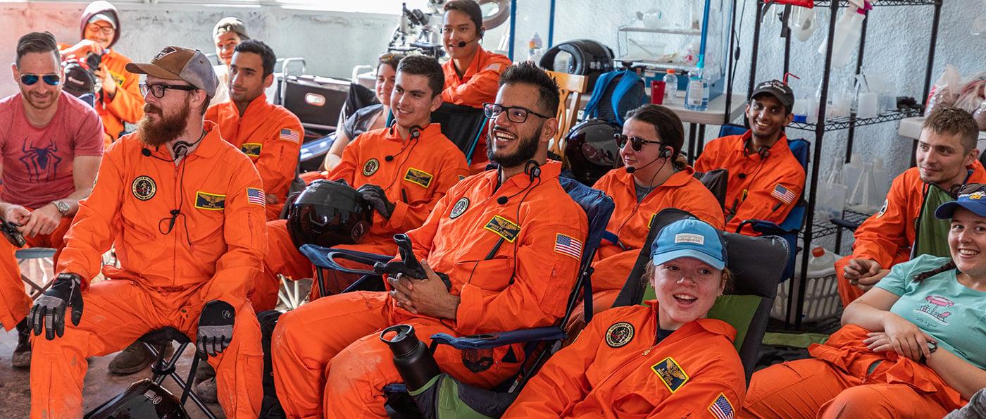 Fun in Mars class