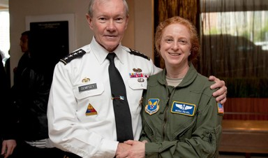 General Dempsey and Colonel pearl
