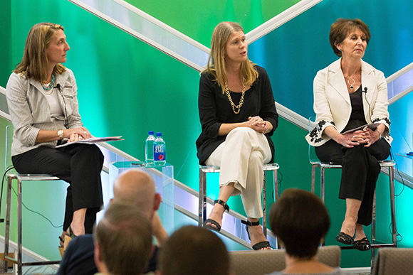Concordia, Hausmann and Marks at the Aspen Ideas Festival