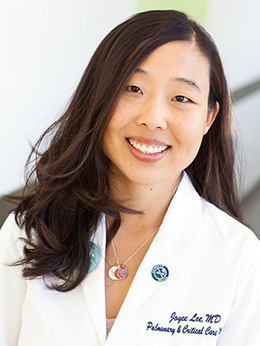 Joyce Lee, MD, associate professor in the Department of Medicine