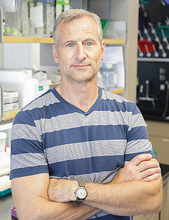 Ross Kedl, PhD, professor of immunology and microbiology at the CU School of Medicine