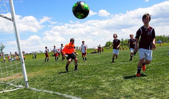 Colorado Rapids youth outreach