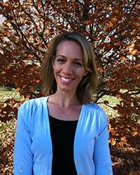 Kristen Califano, nursing student