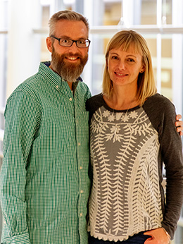 Brian and Kelsey McNeill