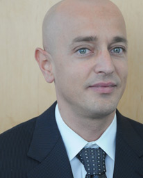 Tobias Eckle, MD, PhD, professor of anesthesiology