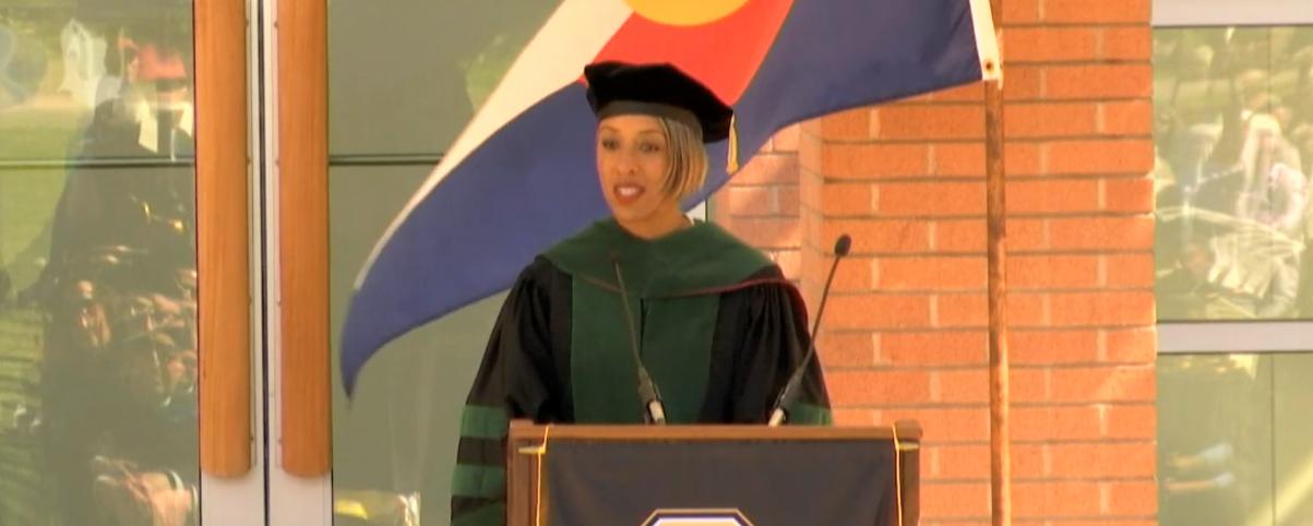 SOM Graduation Guest Speaker Kimberly Manning