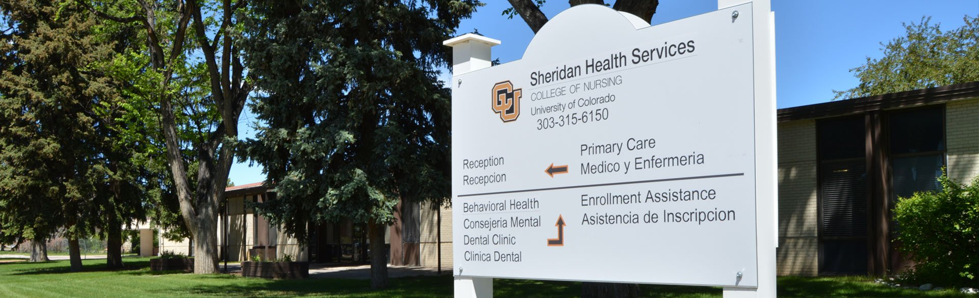 Sheridan Health Services, Sheridan Colorado