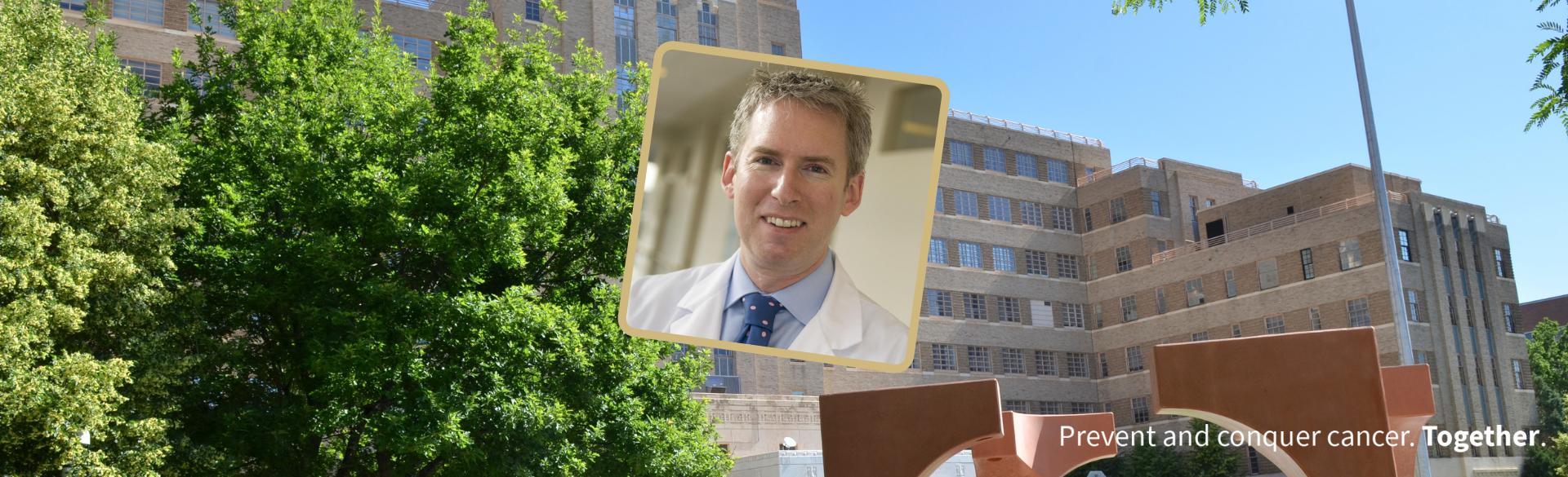 D. Ross Camidge, MD, PhD, MET Amplification   CU Cancer Center   Aurora, Colorado