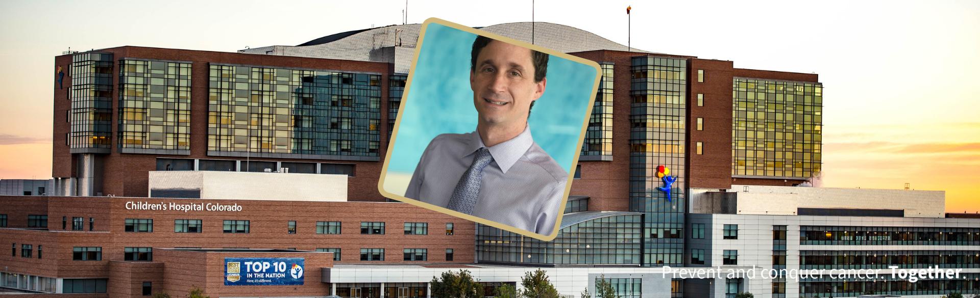 Eric Kohler Children's Hospital Researcher and Physician | CU Cancer Center | Aurora, Colorado