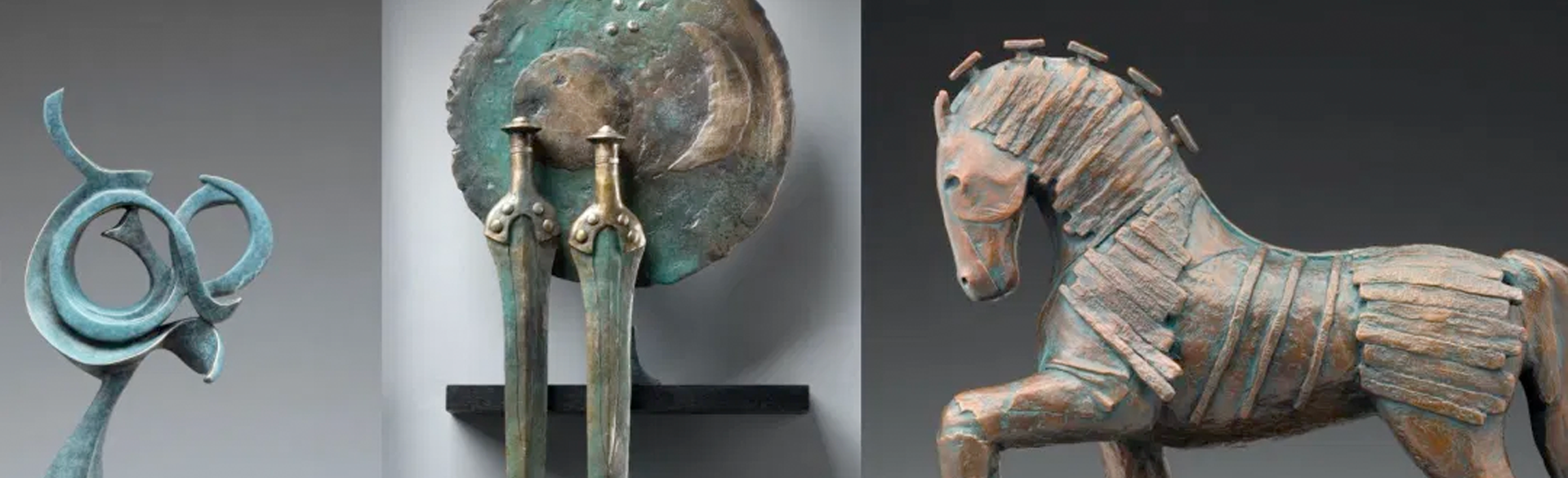 Shelley Kerr's Sculptures