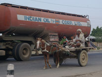 Roads are chaotic and congested in India, making the country the deadliest for traffic accidents