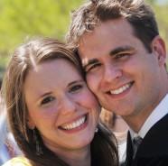 Ian Justl Ellis and his wife