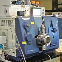 Mass spectrometer AB SCIEX QTRAP® 5500 System