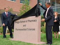 School of Pharmacy Dedication