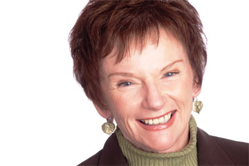 Former CU president Judith Albino