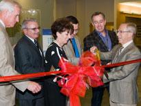 Ribbon cutting at University of Colorado Hospital expansion ceremony