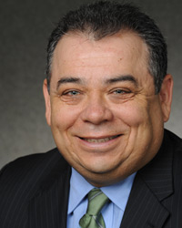 Associate Vice Chancellor for Student Affairs Raul Cardenas, PhD