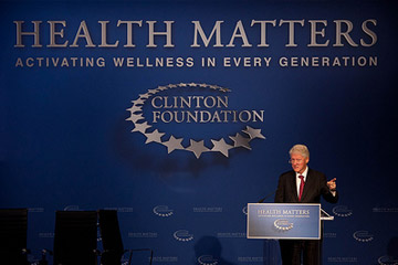 Anschutz Health and Wellness Center honored by Clinton Foundation