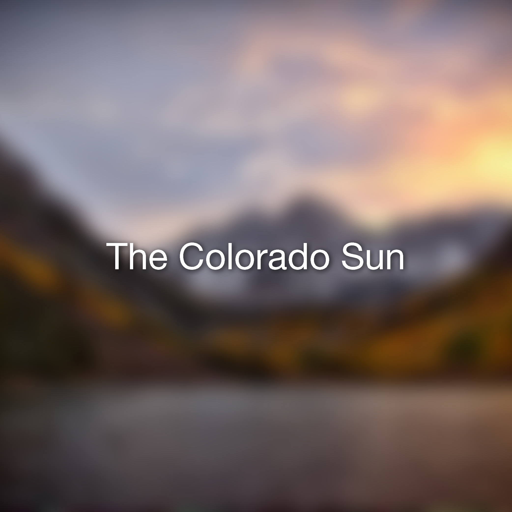 The Colorado Sun