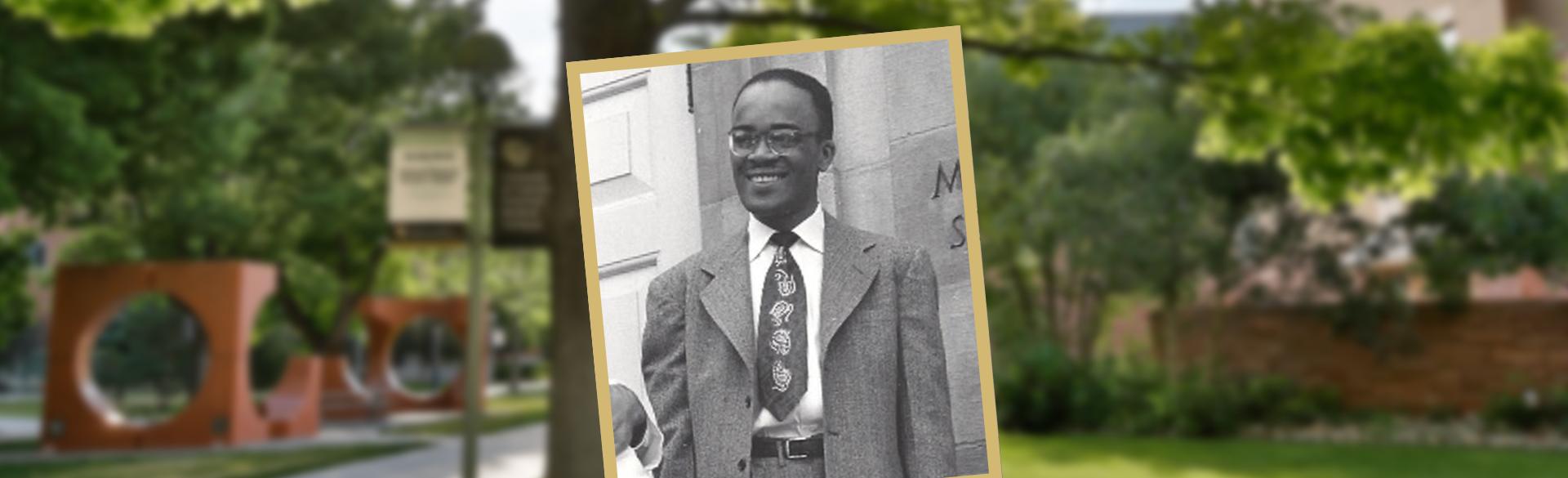 Charles J. Blackwood - A True Pioneer
