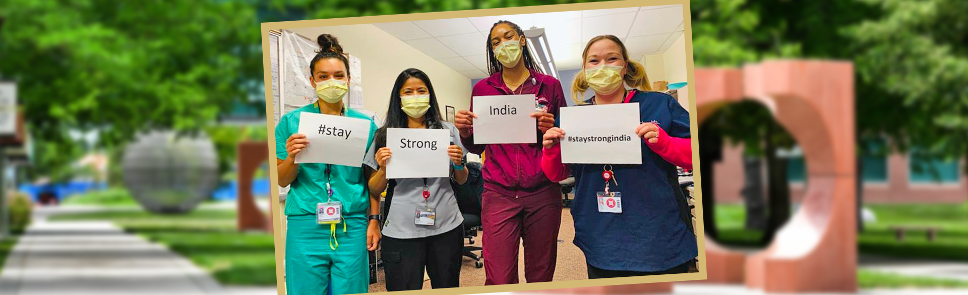 CU School of Medicine Doctor Working to Get COVID-19 Supplies to India