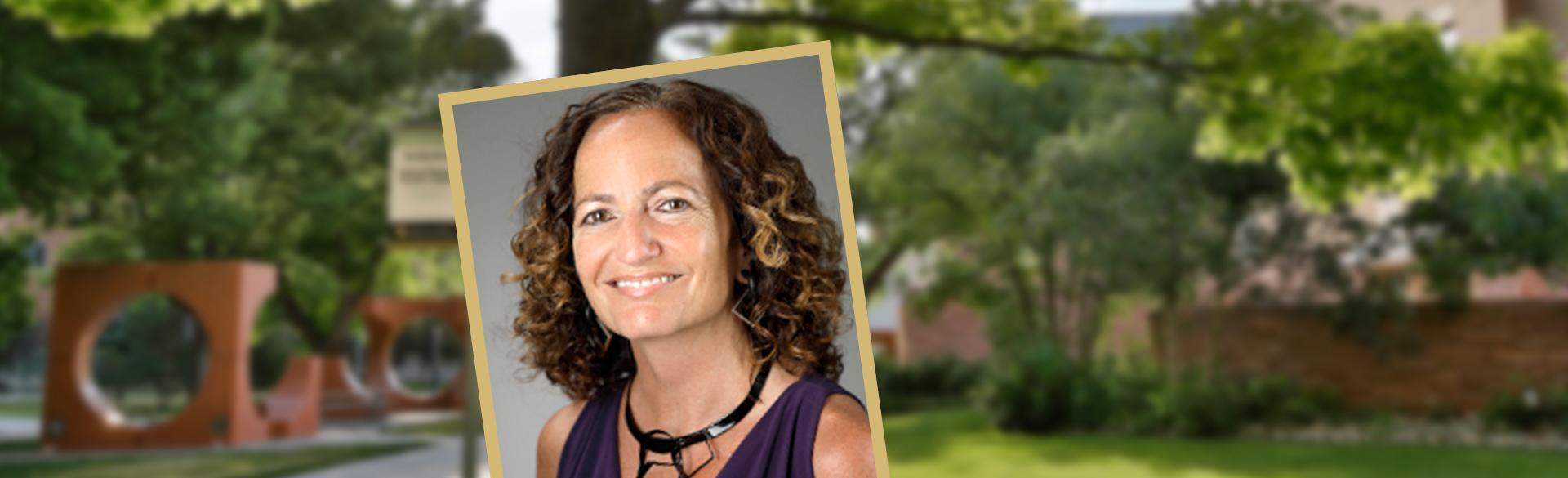 Julia Cooper Named Chair of Biochemistry and Molecular Genetics
