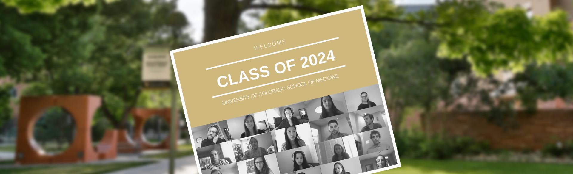 CU School of Medicine Welcomes Class of 2024